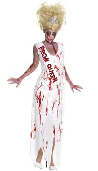 DEGUISEMENT REINE DE LA PROMO ZOMBIE - Déguisements femmes - Costumes -  Halloween - Fête en 1c6c792d3dc