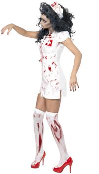 deguisement infirmiere zombie achat vente. Black Bedroom Furniture Sets. Home Design Ideas
