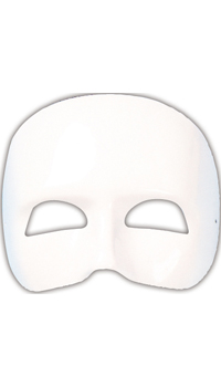 Masques et loups achat vente for Decorer un masque blanc