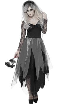 Deguisement mariee zombie achat vente - Deguisement halloween mariee ...