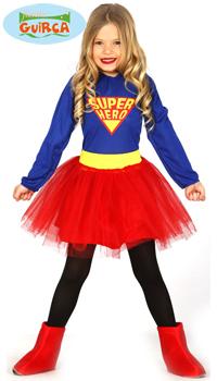 DEGUISEMENT SUPER HEROS FILLE - Enfants - Costumes - Déguisements et ...